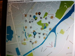 The Target @ Oudenaarde