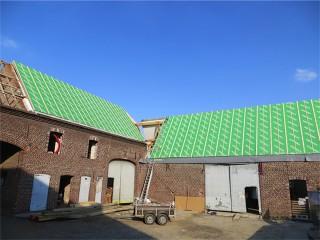 Verbouwingen mei 2014