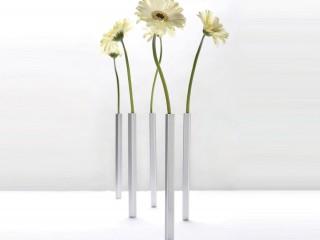 Magnetische aluminium vaasjes Peleg Design