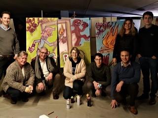 Graffiti Workshop 5
